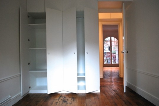 Rénovation d'un appartement à Paris 16