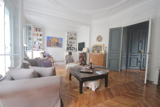 Rénovation d'appartement à Paris 5