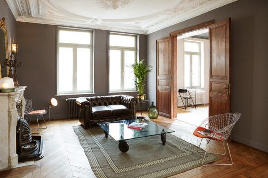 Rénovation d'intérieur à Neuilly centre
