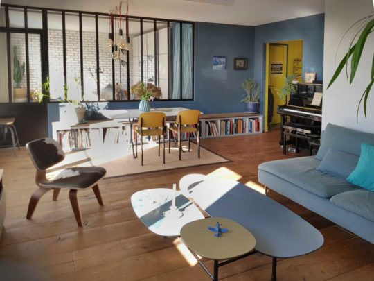 Rénovation d'un intérieur à Paris 17