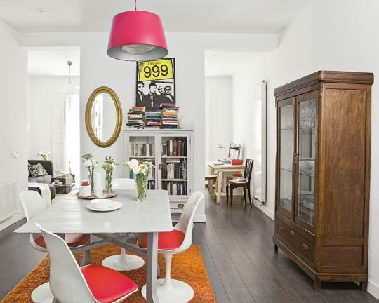 Rénovation d'un salon à Neuilly