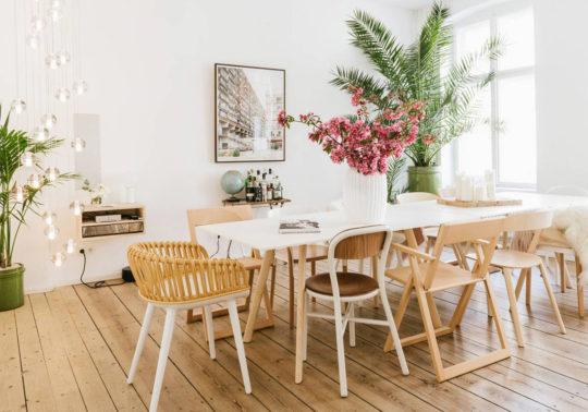 Rénover un appartement en utilisant le bois