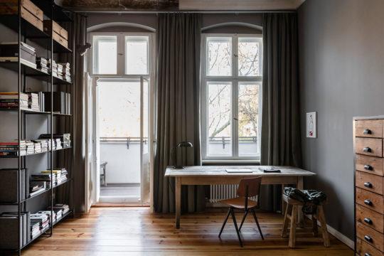 Rénover une pièce pour y faire un bureau